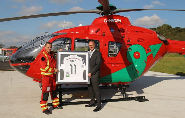 The Welsh Air Ambulance Service