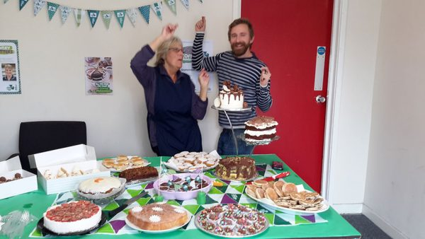 Our Macmillan Coffee & Cake Morning